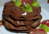 Resep Fluffy Cinnamon Chocolate Pancake Favorit