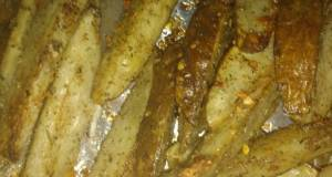 Seasoned Oven Baked Fries