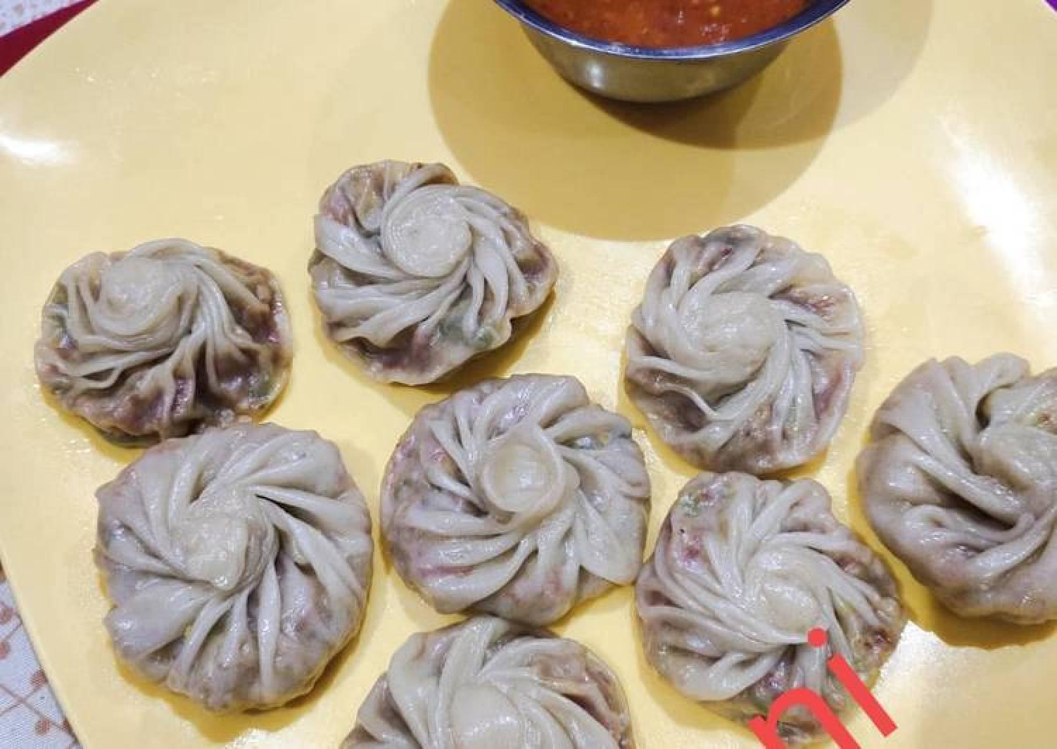 Momos or dumplings