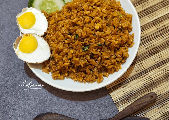 Nasi Goreng Jawa (tips ala Abang-abang)