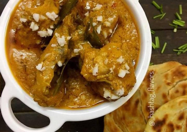 Coconut Thai Chicken curry