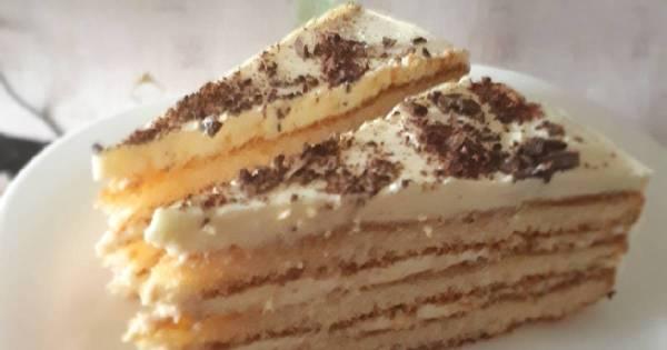 Торты с готовыми коржами, рецепты с фото (145 пошаговых ...