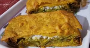 Pav Bhaji Masala Flavoured Bread Pakauda