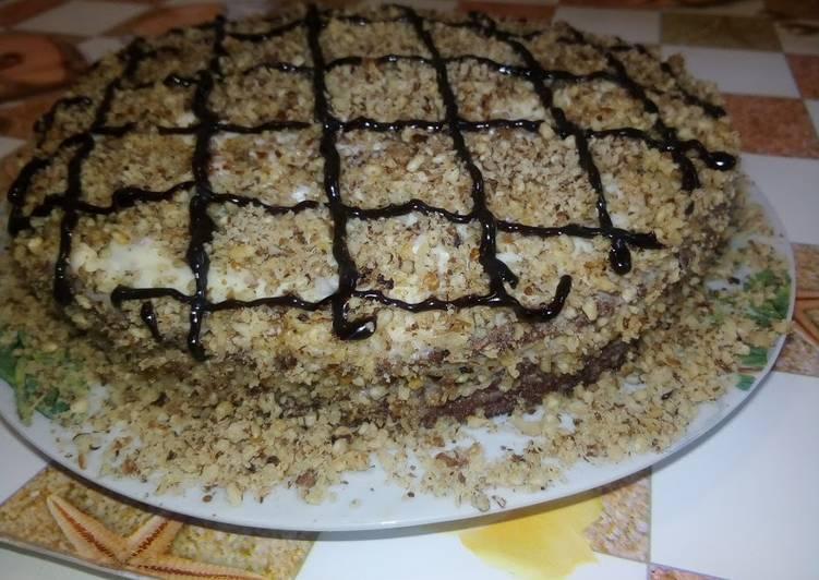 Gâteau en 20 minutes