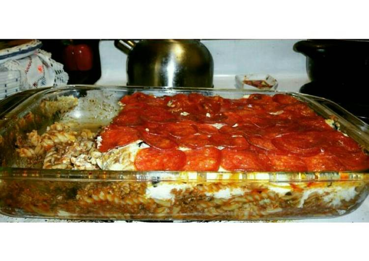 Step-by-Step Guide to Make Super Quick Homemade Baked Pizza Pasta