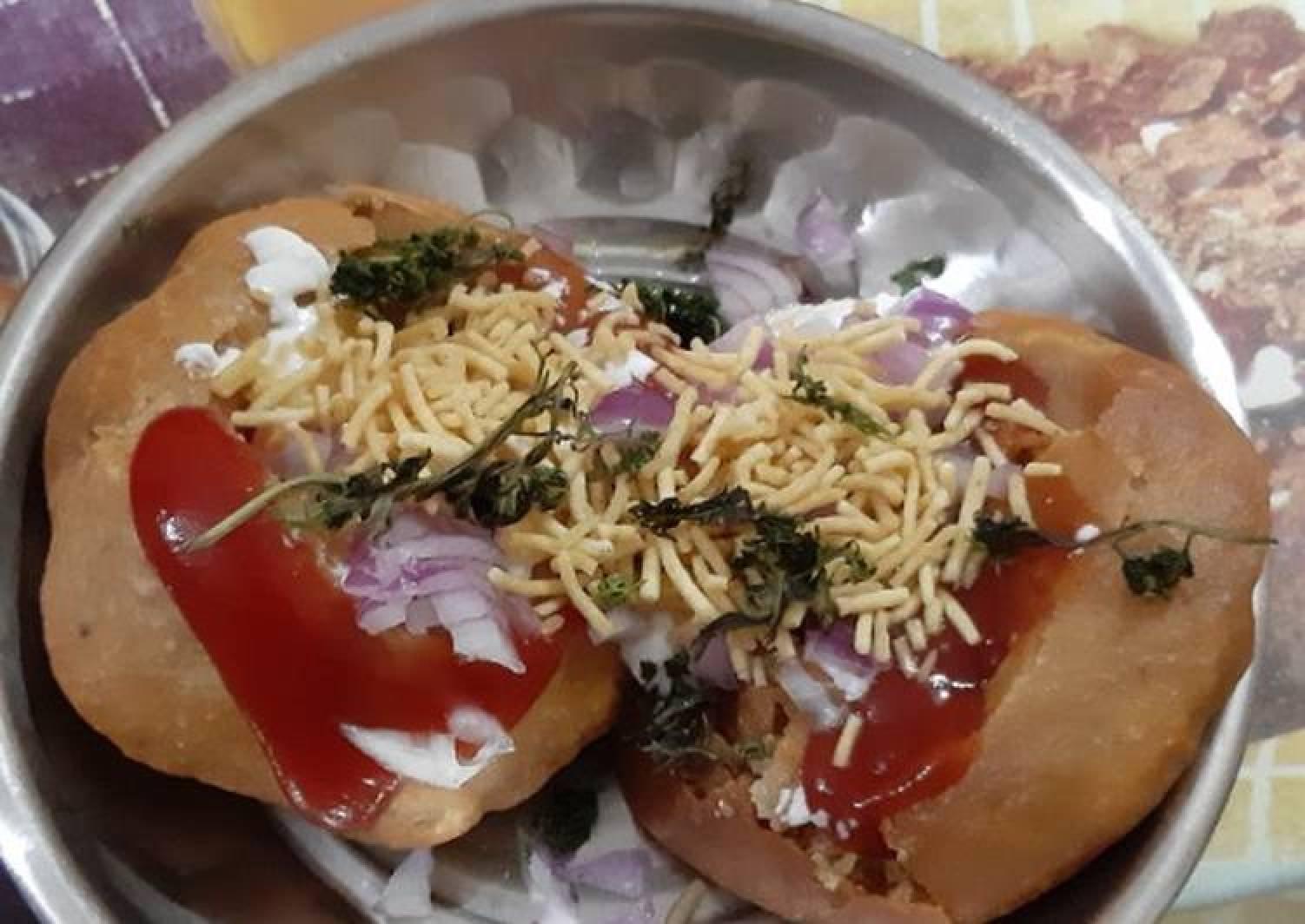 Jain MoongDal Whole Wheat Flour Kachori