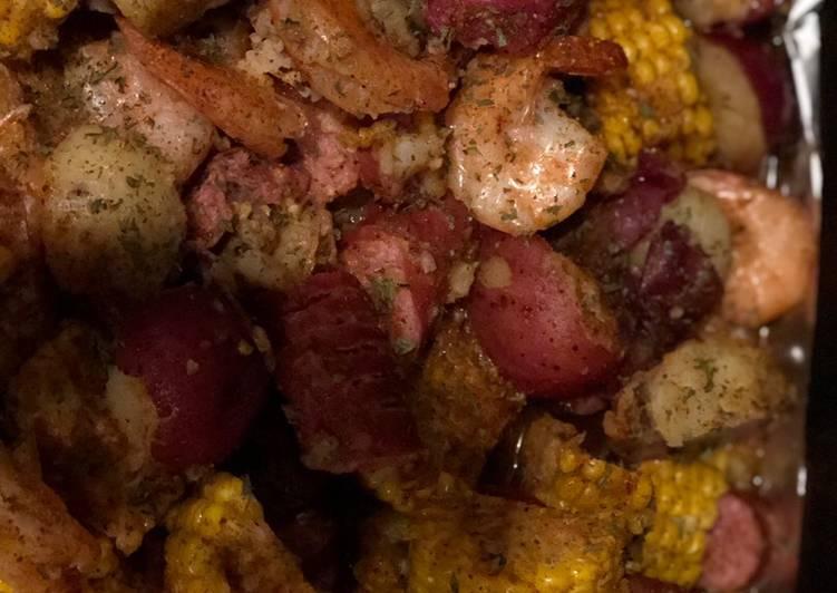 Shrimp/Sausage Boil