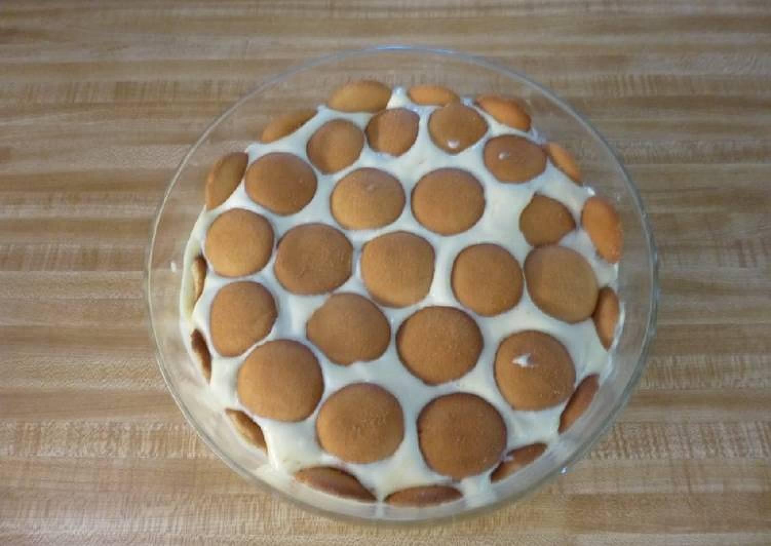 Super Easy No Bake Banana Pudding