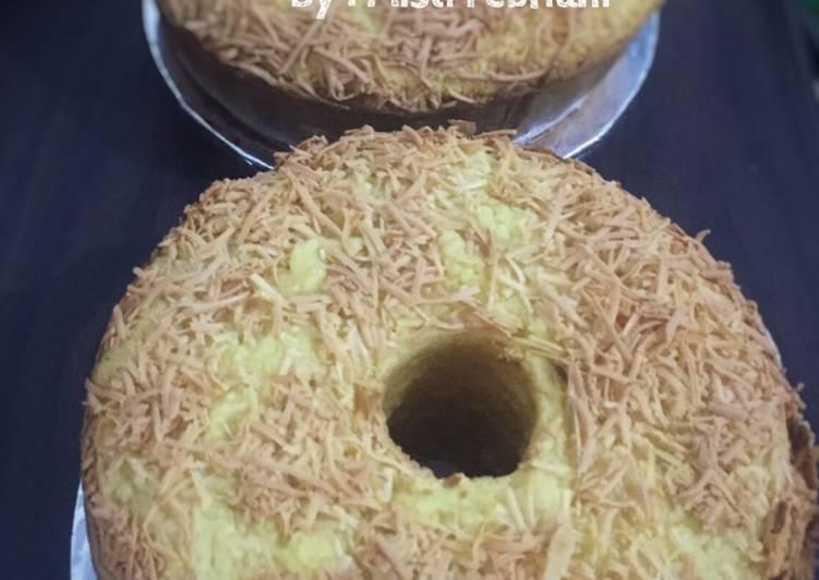 Cake Tape Keju Special