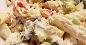 CHICKEN PENNE Salad pasta