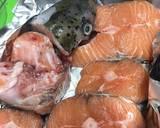 Salmon with Orange juice