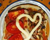 Red Lentil Fussili with Veggie Sauce and Sunflower Seeds (Vegan)