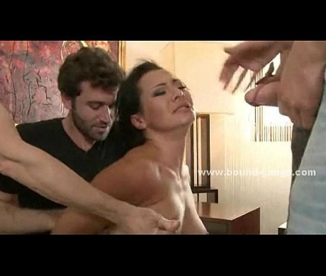 Related Videos Forced Violent Abuse Gangbang