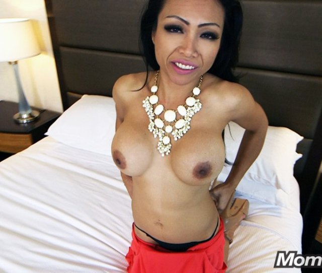 Year Old Busty Petite Asian First Timer