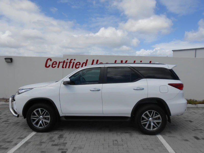 Used Toyota Fortuner 2.8GD-6 Epic Auto for sale in Eastern ...