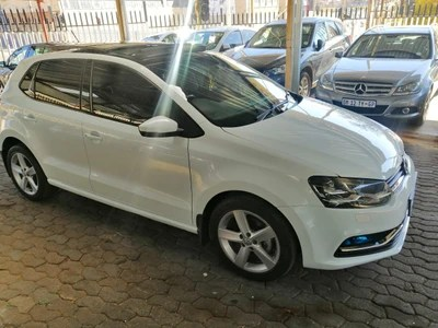 Used Volkswagen Polo 1 2 Tsi Comfortline 66kw For Sale