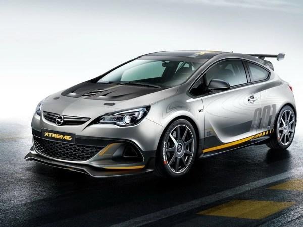 Opel Astra OPC Extreme Ready For Geneva - Cars.co.za