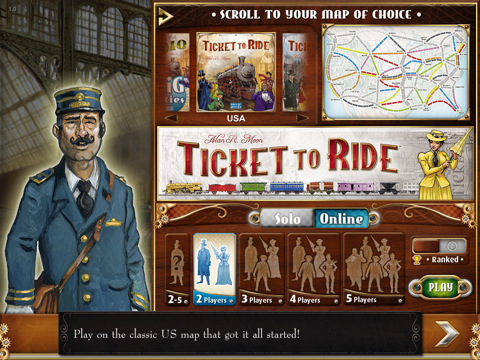 Ticket to Ride 1.3