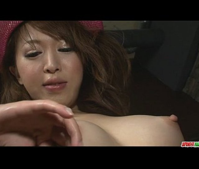 Stunning And Horny Asian Babe Playing With Cock And Screwed 8 Min
