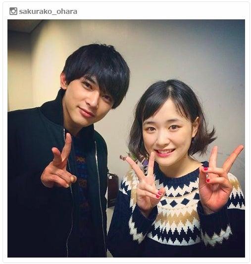 大原櫻子&吉沢亮「カノ嘘」2ショットに反響「大好きなコンビ」 - モデルプレス