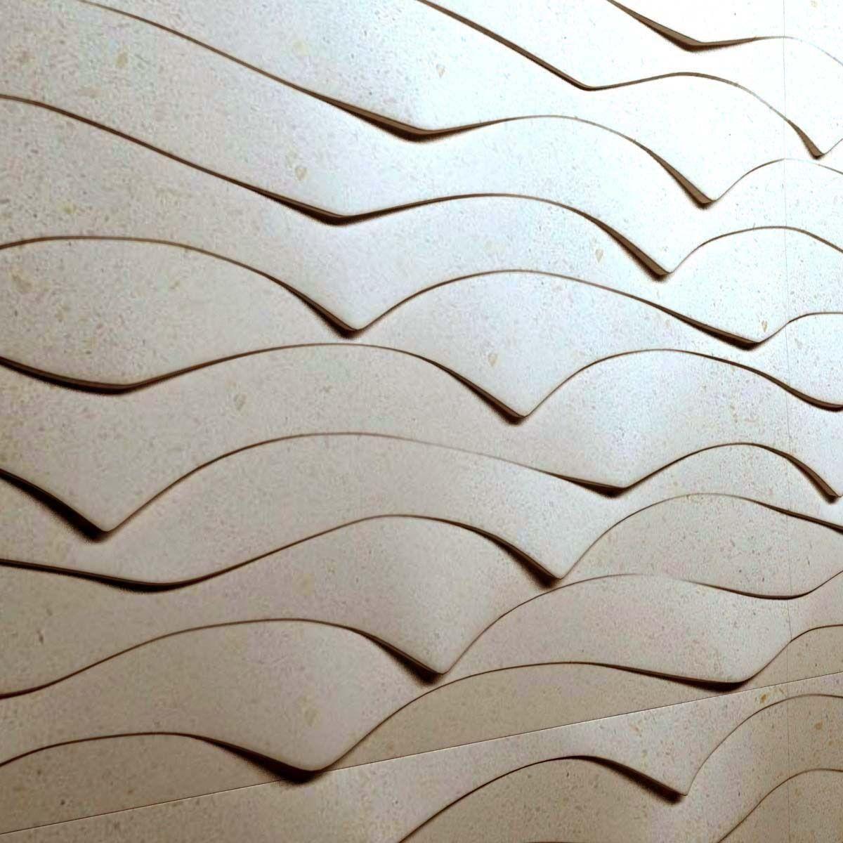 Lithos Design Doge 3D Wall Tiles 3D Model .max .obj .3ds ... on Tile Models  id=40426