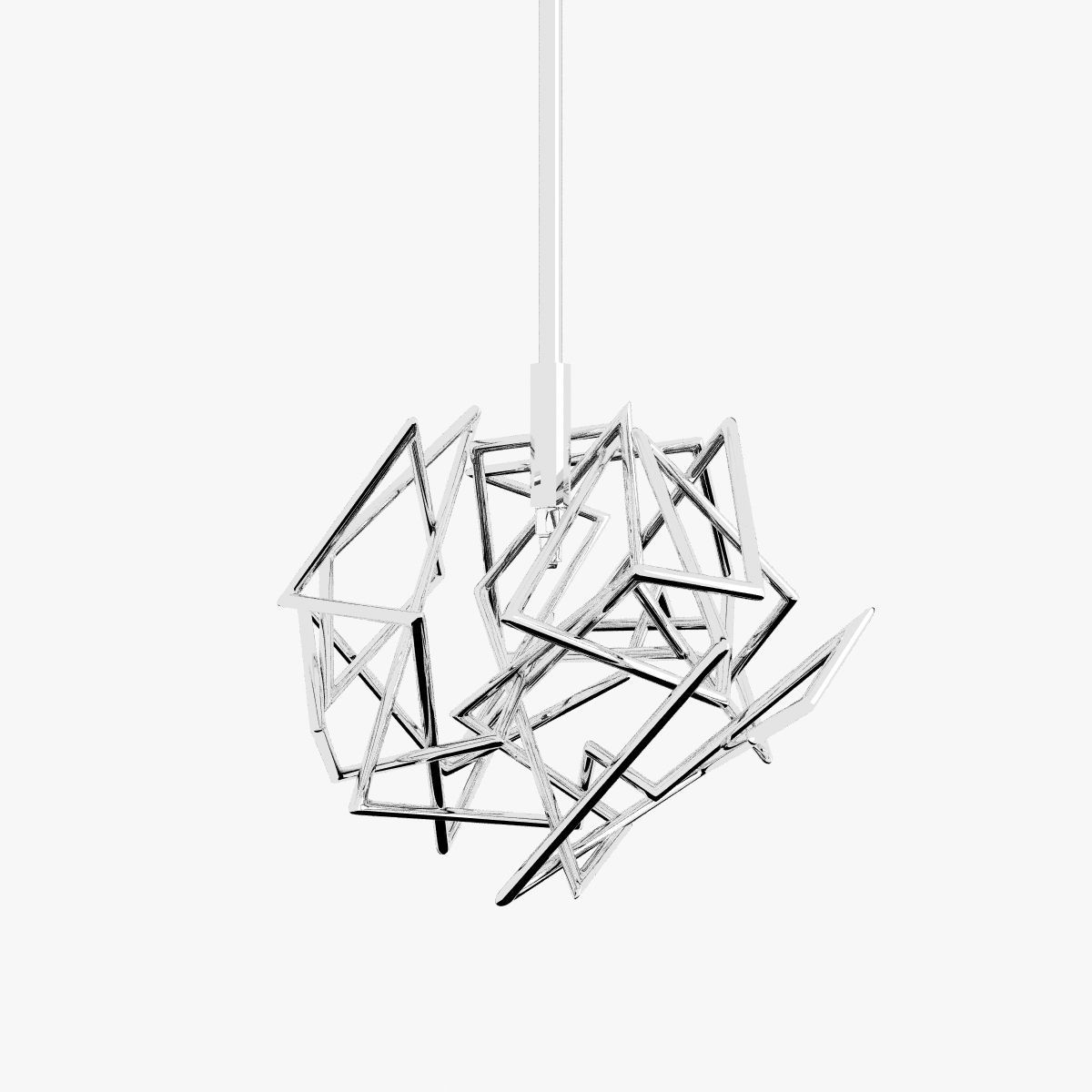 Terzani Etoile Ceiling Light 3d Model