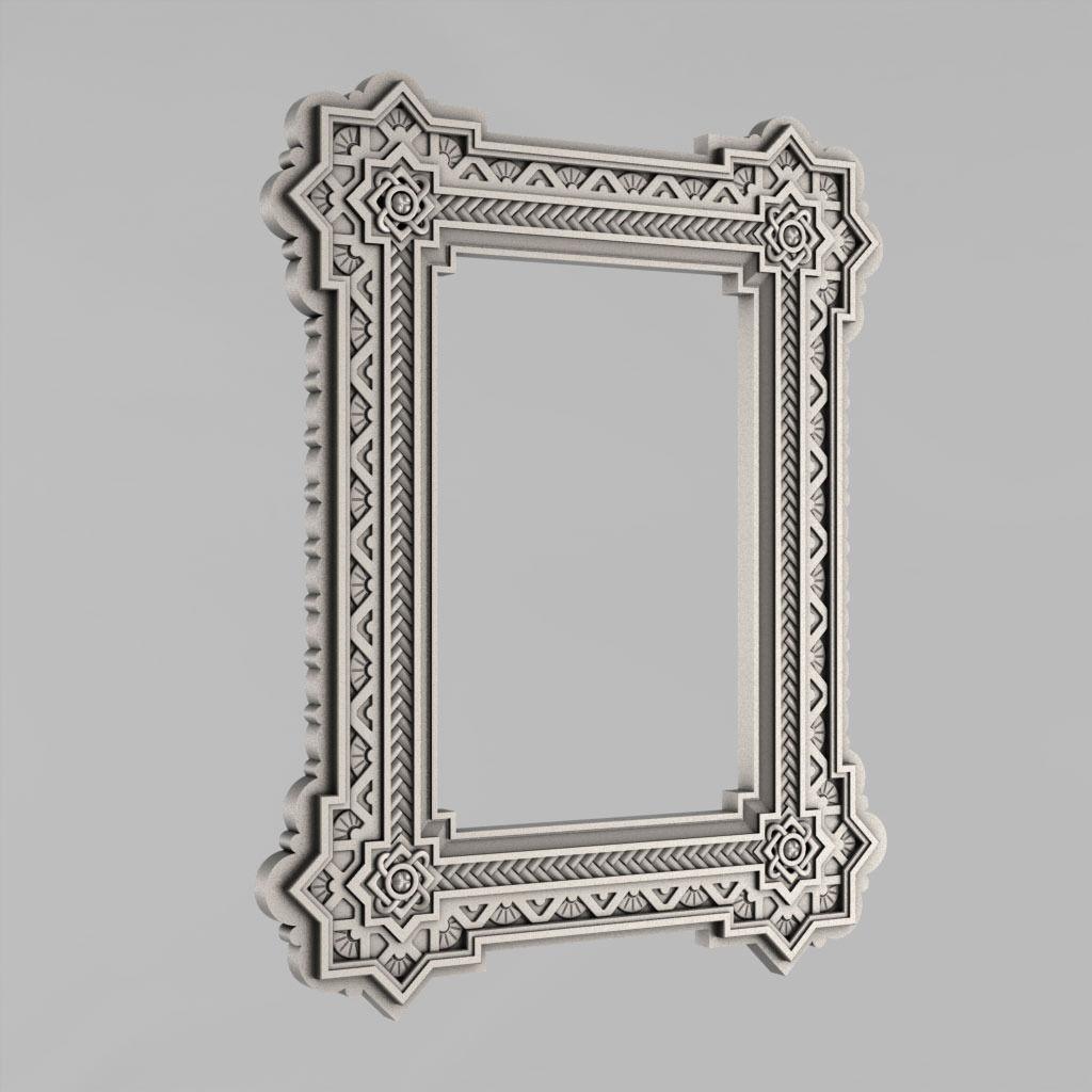 Frame Mirror Russia