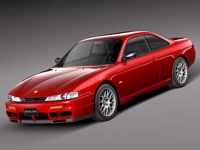1993 Nissan 240sx Coupe