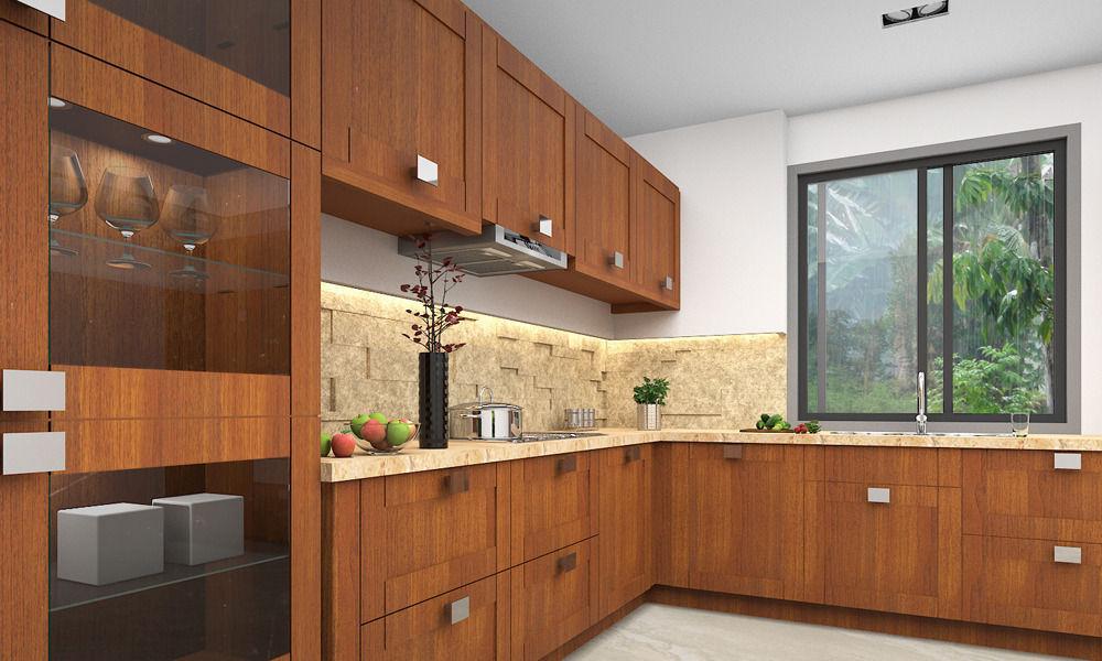 Modern Kitchen 3D 3d | CGTrader on Modern Model Kitchen  id=64418