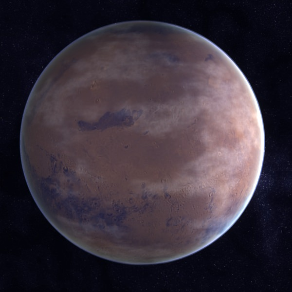 planet mars 3D Models - CGTrader.com