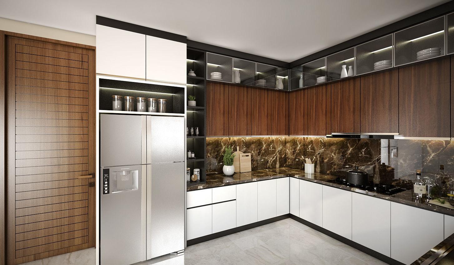 Kitchen Set sketchup 3D model   CGTrader on Modern:ln_Sacsp1Ua= Kitchen Model  id=33143