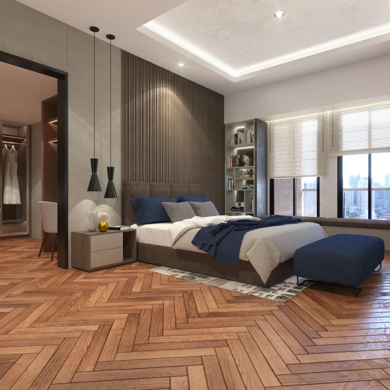 Bedroom Design Modern 3D   CGTrader on New Model Bedroom Design  id=29848