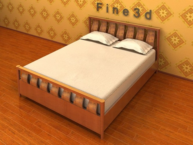 Old Fashioned Bed Collection Model Max Obj S 6