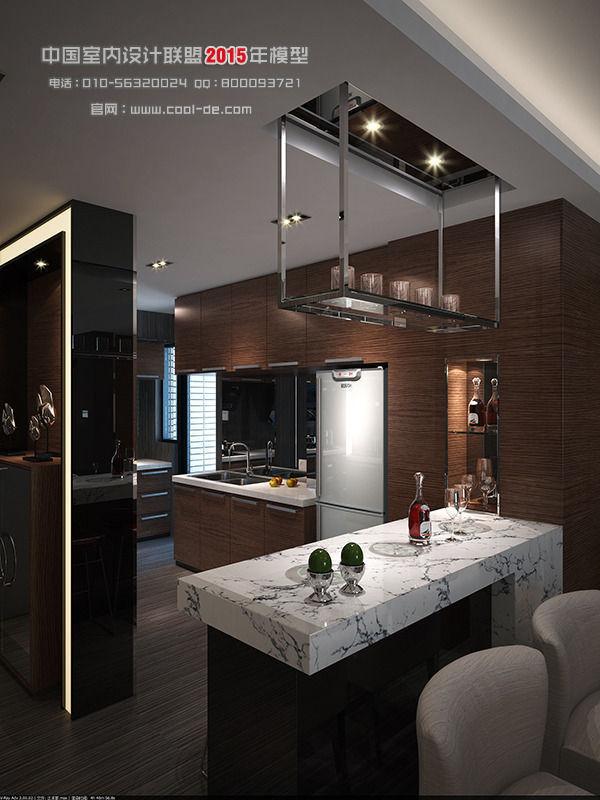 Luxury minimalist interior design living r... 3D Model ... on Model Bedroom Interior Design  id=81545