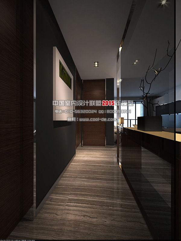 Luxury minimalist interior design living r... 3D Model ... on Model Bedroom Interior Design  id=69860