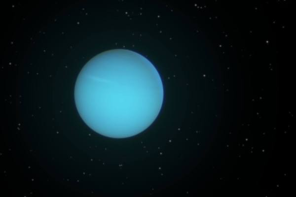 Uranus 3D Model blend CGTradercom