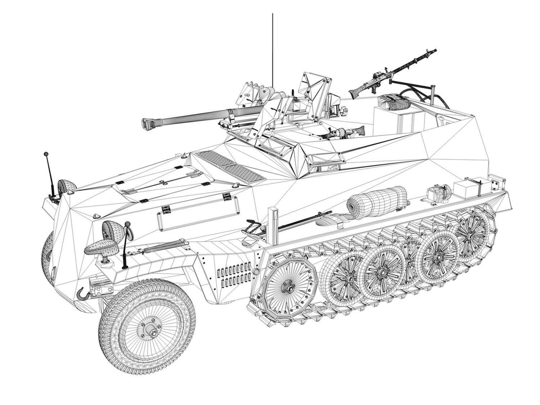 Sd Kfz 250 11