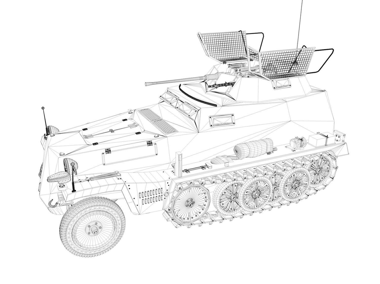 Sd Kfz 250 9