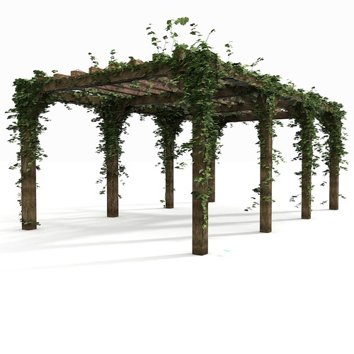Cad Pergola Details And Drawings Joy Studio Design