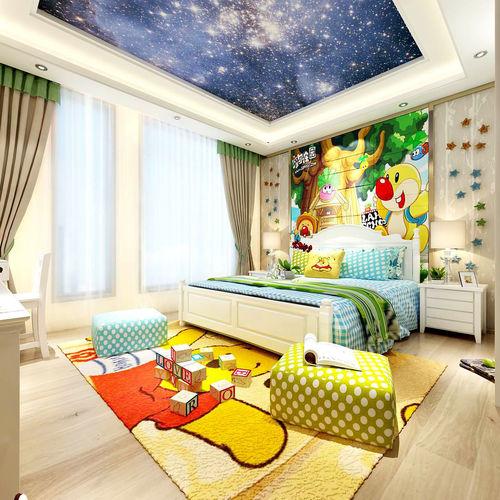 3D Deluxe master bedroom design 204   CGTrader on New Model Bedroom Design  id=14510