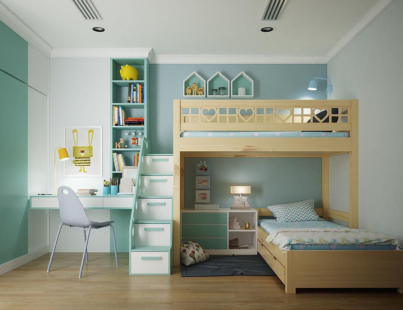 3D Kids bedroom | CGTrader on Bedroom Models  id=79273
