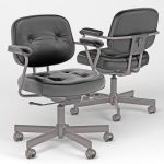 Desk Chair Ikea Desk Chair Leather