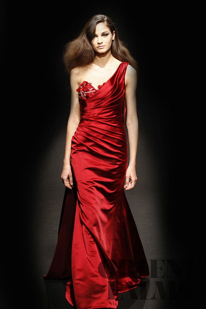 Robert Abi Nader 2009 collection - Couture