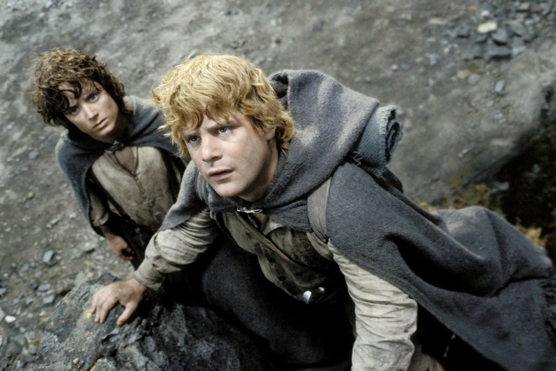 Frodo And Sam - 800x534, 85kB