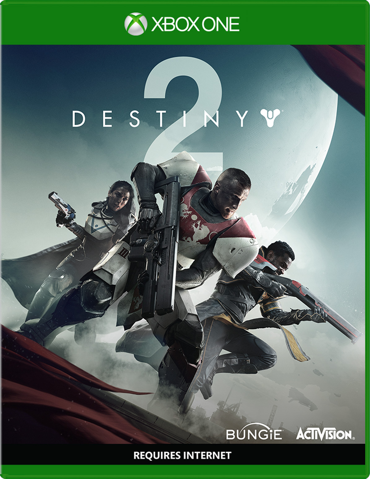 Xbox Games   Microsoft Store Destiny 2 for Xbox One