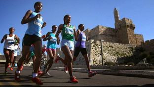 The Jerusalem Marathon: an unusual race