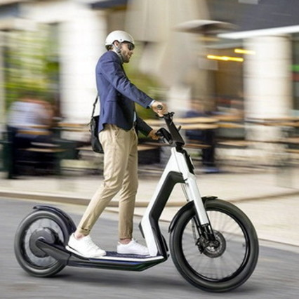 Milleproroghe: risk confiscation of those who violate the code on a scooter