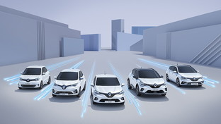 Sustainability, style and technology: Renault takes a step into the future with the new electric and hybrid range