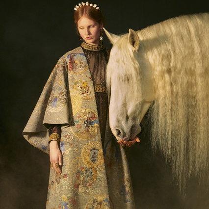 Dior Haute Couture SS21, la sfilata a Parigi è un film di Garrone