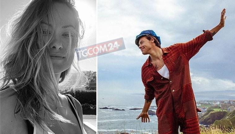 Olivia Wildee Harry Styles, vacanza d'amore all'Argentario